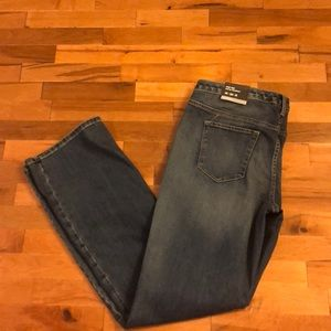 Women's Mid-Rise Curvy Bootcut Jeans